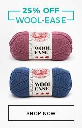 Wool Ease Sale