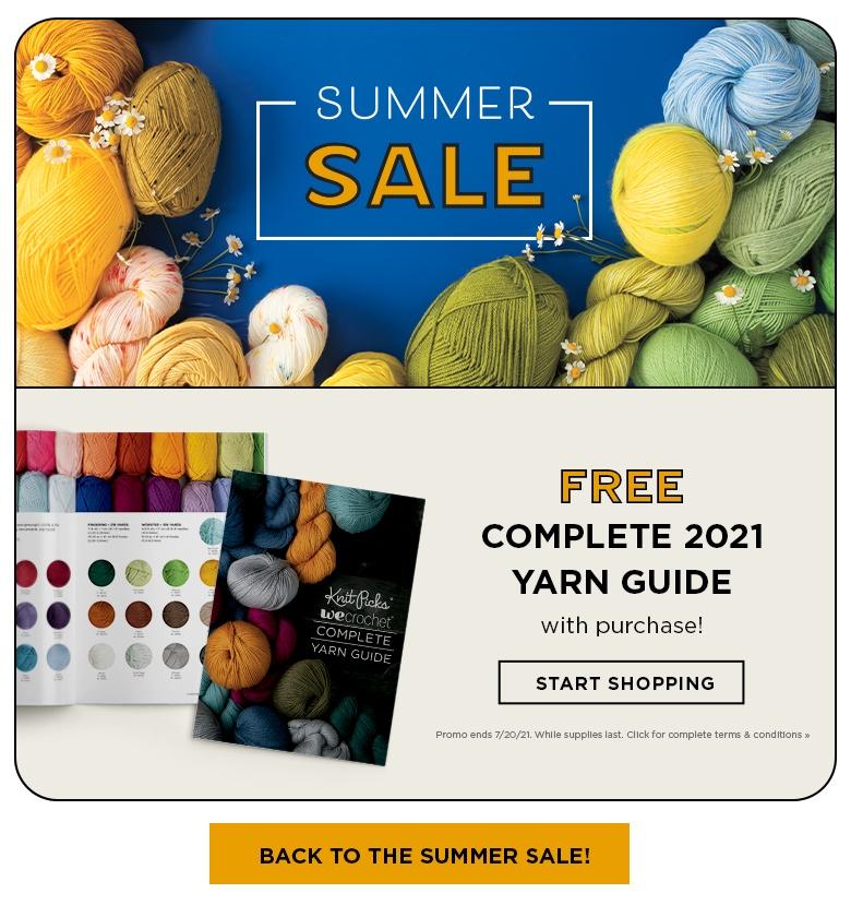 Free Yarn Guide