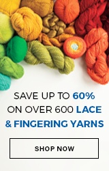 Lace and Fingering Yarns
