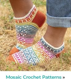 Mosaic Crochet Patterns