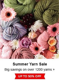 Summer Yarn Sale