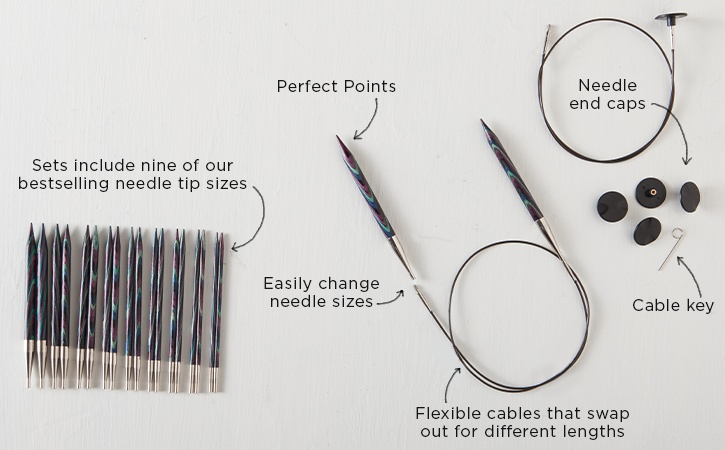 Interchangeable Needle Anatomy