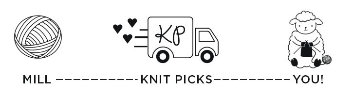 Knit Picks Process