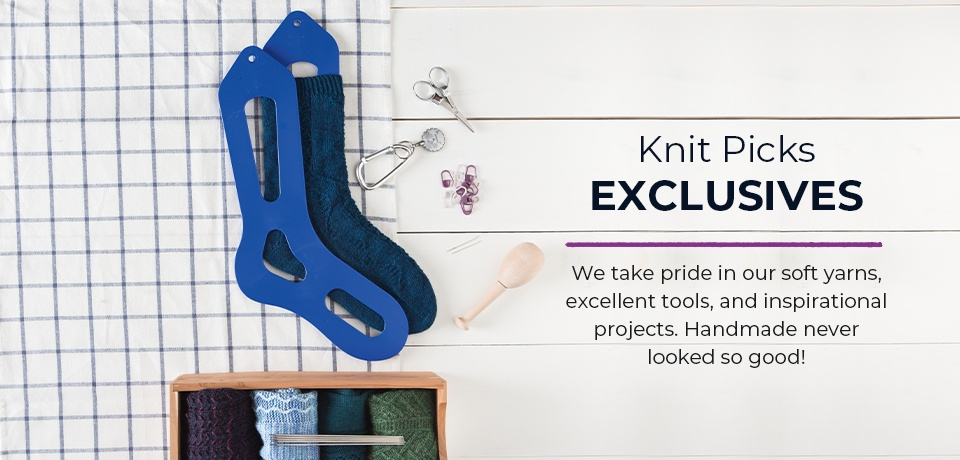 Knit Picks Exclusives
