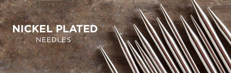 Nickel Plated Needles