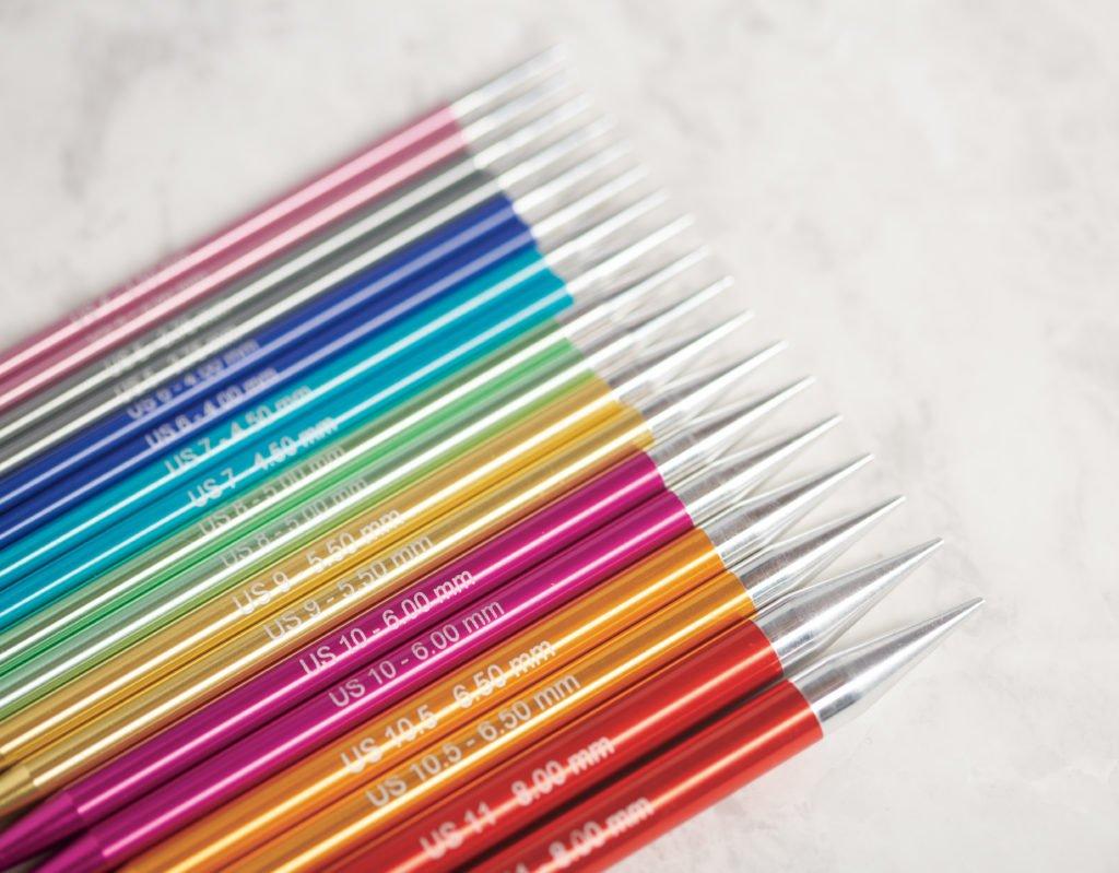Aluminum needles