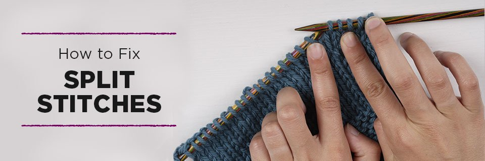 Dropped Stitches