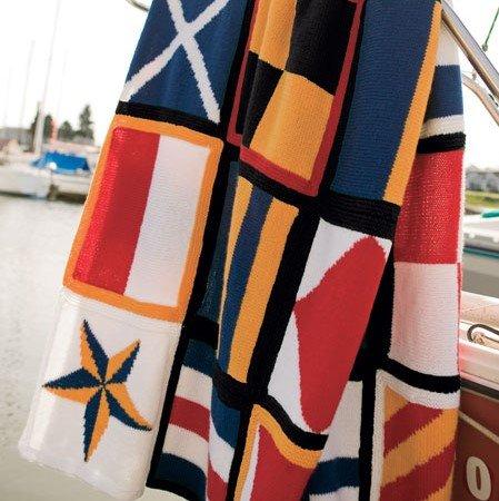 Nautical Blanket