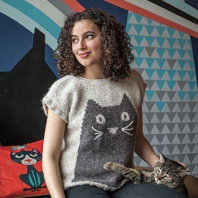 Professor Meow Pullover