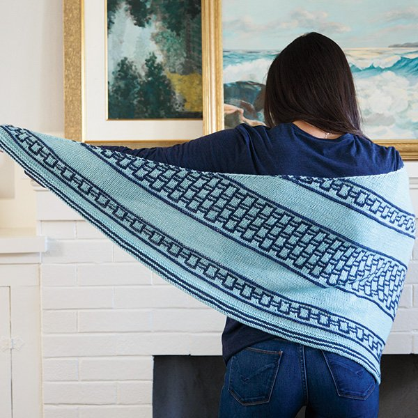 Interlocken Shawl