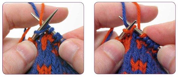 Fair Isle Or Stranded Knitting
