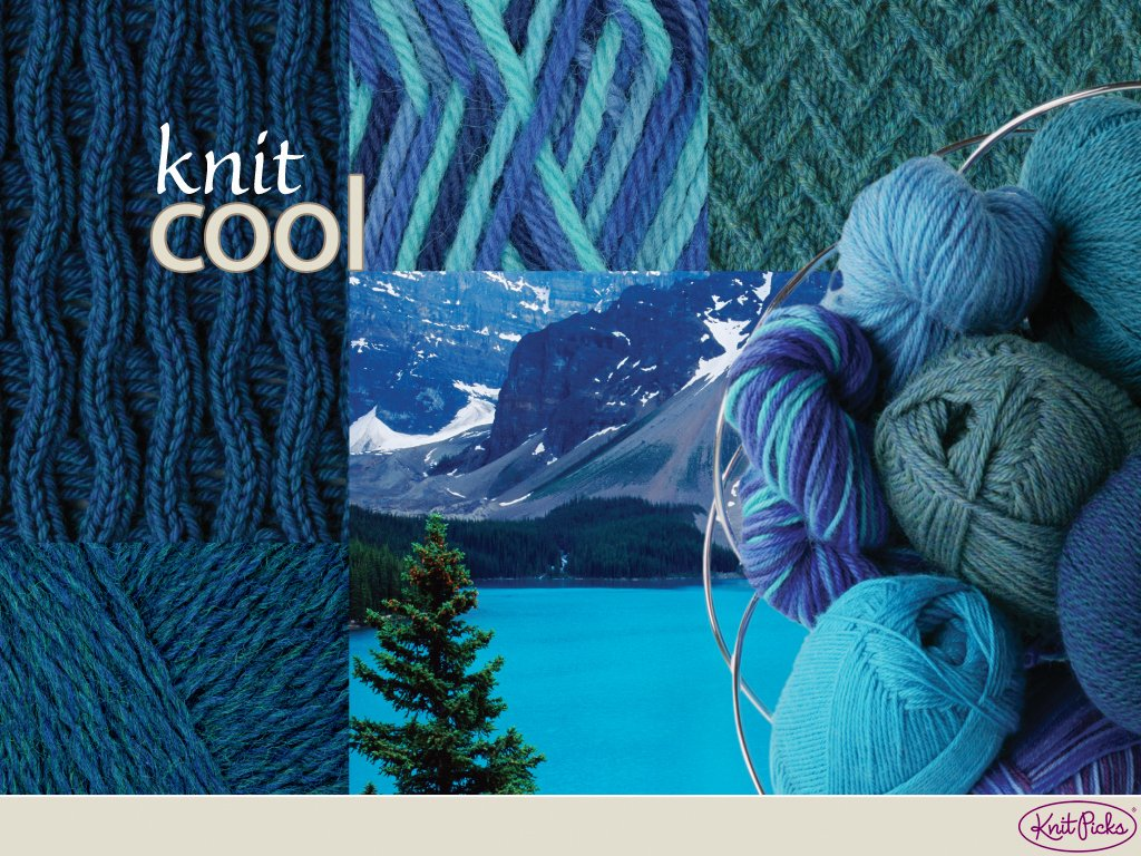 Knitting Wallpaper Desktop : Freebies knitpicks staff knitting