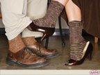 Flirty Socks Wall Paper 1024x768