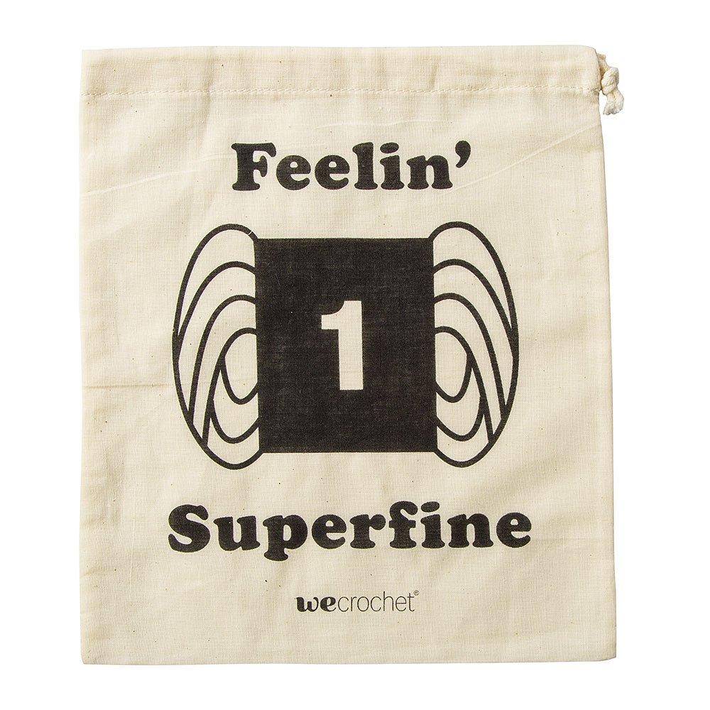 Feelin' Superfine Project Bag