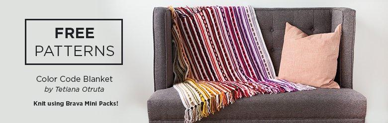 Free Knitting Patterns   KnitPicks com