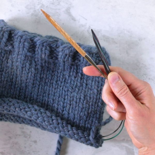 Knitting in the Round: Two Circular
