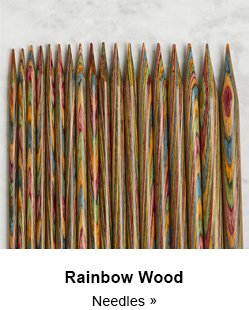 Rainbow Needles