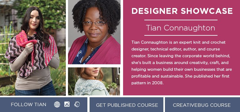 Designer Showcase - Tian Connaughton