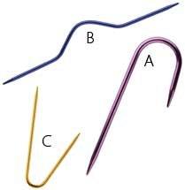 KPCableNeedle Cable Knitting Needles
