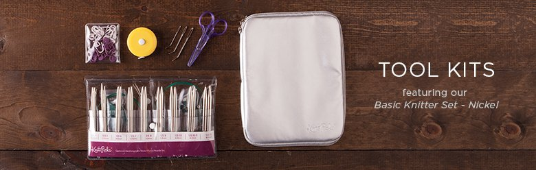 Tool Kits - Basic Knitter Set