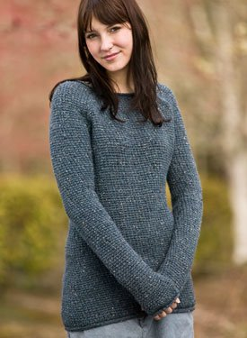 Genevieve Sweater Free Crochet Pattern - Inner Child Crochet