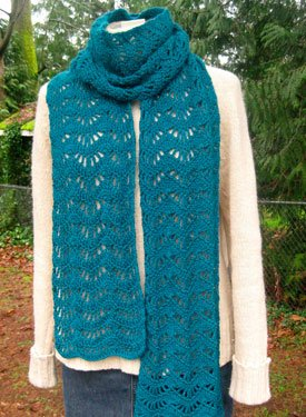 Crochet Scarf Patterns - Free Patterns for Scarves to Crochet