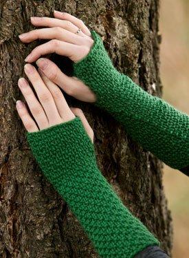 Berroco® Free Pattern | Sedona Arm Warmers