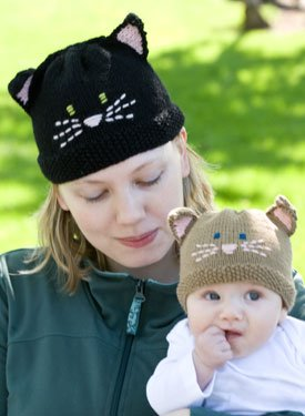 Crochet Hat Ear Flaps Pattern | Beanie Hat