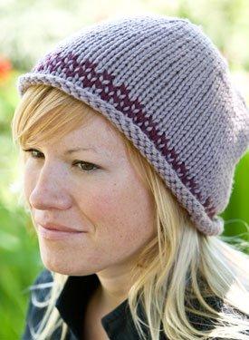 Mac & Me Patterns - z092 Bulky Earflap Hat Pattern at Jimmy Beans Wool