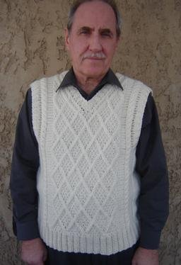 Knit Vest patterns at Patternworks - Yarn, knitting yarns