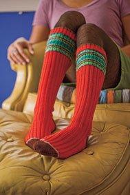 Bohus-Style Knee Highs Pattern