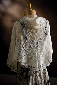 Simple Knits: 272 Triangle Shawl Patterns - Updated 12/09