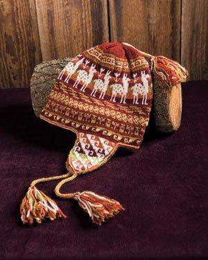 Alpaca Products: Hat: Chullo - AlpacaNation - Alpaca Industry's