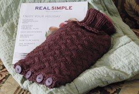 Hot water bottle cape – free crochet pattern « samigurumi