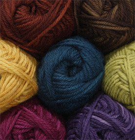 Wool of the Andes Kettle Dyed Yarn