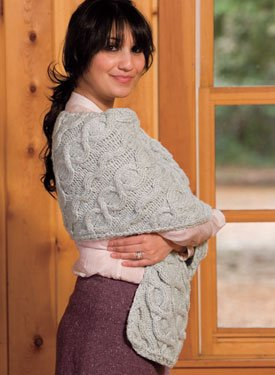 CROCHET CAPE FREE - CROCHET KNIT PATTERN SCARF - Crochet — Learn