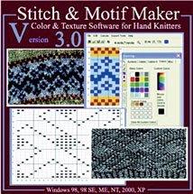 80030 Knitting Pattern Software