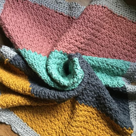 Orphelia Baby Quilt