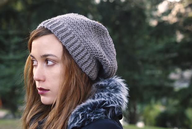 Camus Crochet Hat Free Pattern