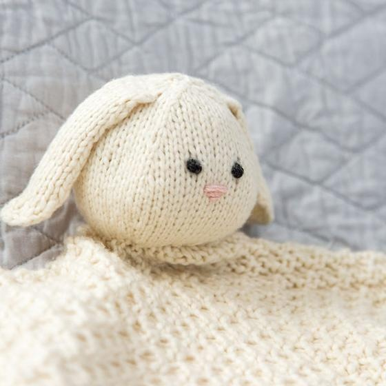 Bunny Lovey | KnitPicks com