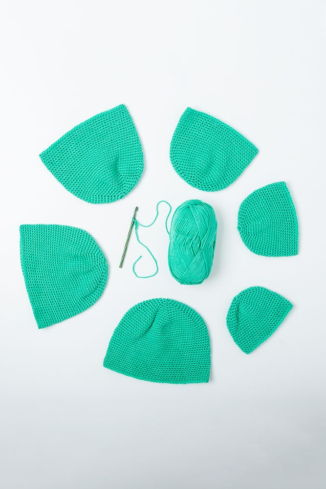Download the Free Brava Beanie Crochet Pattern