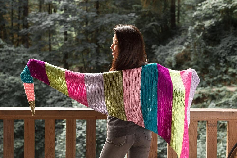 Bright Gifts Wrap Free Crochet Pattern