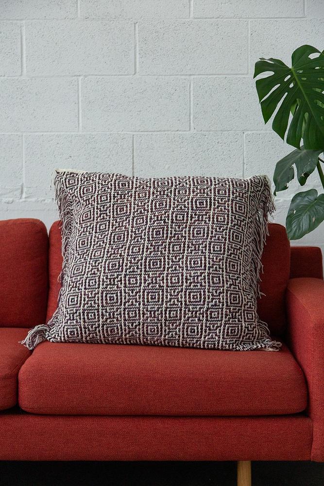 Pondering Pillow Free Crochet Pattern