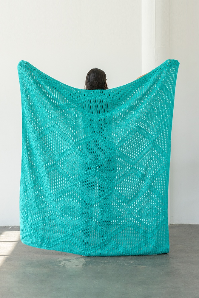 Bewitched Bobble Blanket Free Crochet Pattern