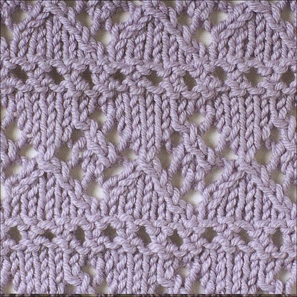 750 Knitting Stitches | KnitPicks com
