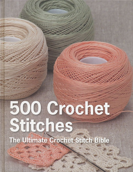 500 Crochet Stitches | KnitPicks.com