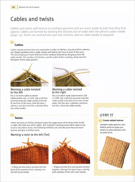 350 Knitting Tips, Techniques, and Trade Secrets   KnitPicks com