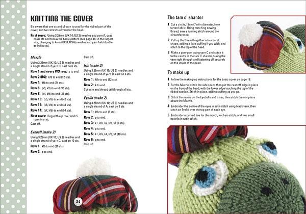 Knitted Golf Club Covers Knitpicks Com