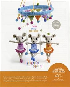 Amigurumi Circus: Crochet seriously cute circus characters ... | 283x227