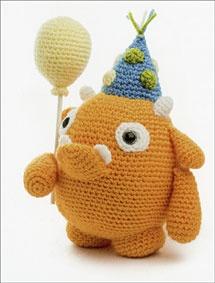 Amigurumi Monsters: Revealing 15 Scarily Cute Yarn Monsters ... | 283x215